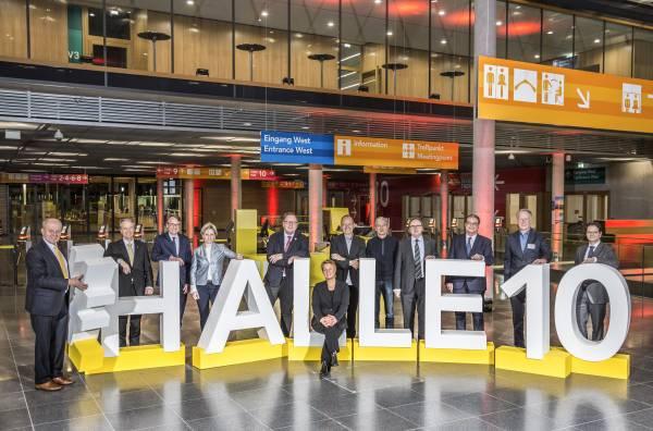 Neue Paul Horn Halle offiziell eröffnet