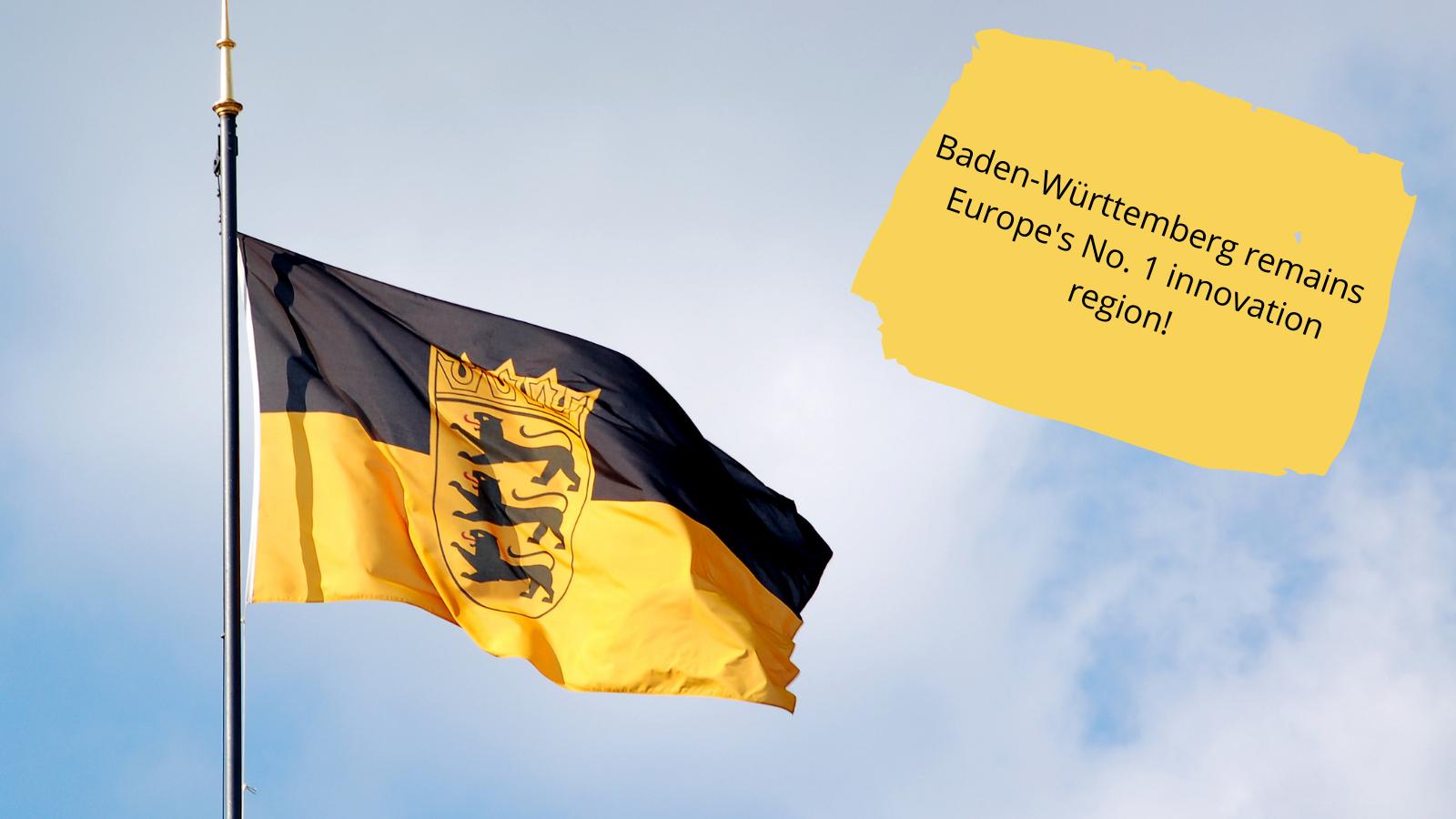 Baden-Württemberg ist erneut Innovationsregion Nr. 1 Europas