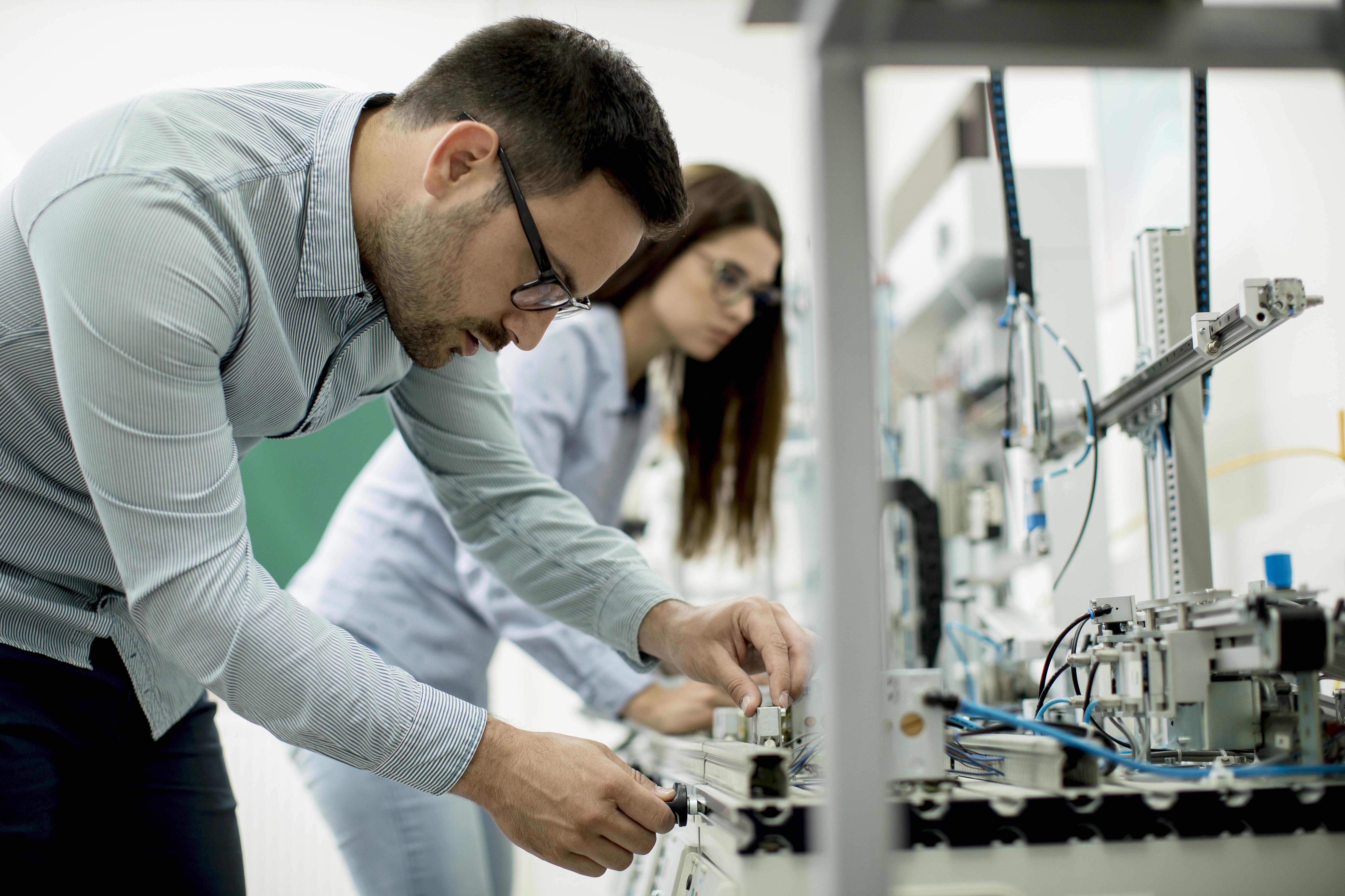 Forschungsintensität in Baden-Württemberg erreicht neuen Spitzenwert