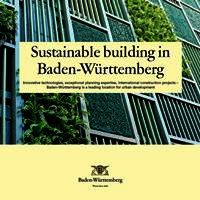 Overview Sustainable Building Baden-Württemberg